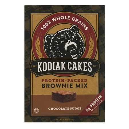 Kodiak Long Handle (Kodiak Cakes Brownie Mix Chocolate Fudge, 14.82 OZ )