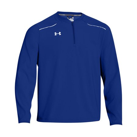 Men's UA Ultimate Cage Team Jacket - Royal/White, LG