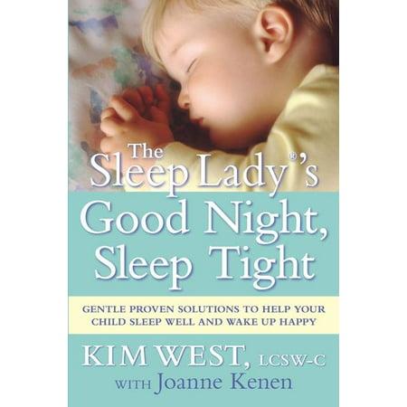 The Sleep Lady(r)'s Good Night, Sleep Tight (Paperback)