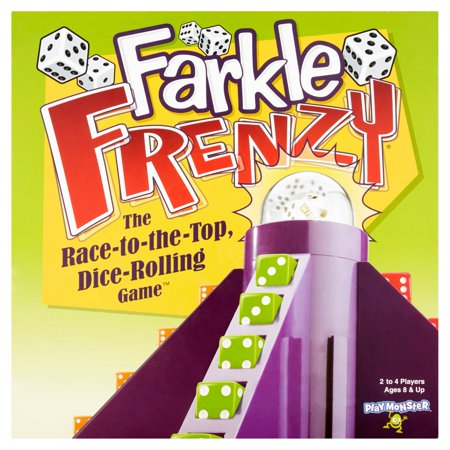Play Monster Farkle Frenzy The Race-to-the-Top Dice-Rolling Game