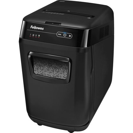 Fellowes, FEL4656201, AutoMax™ 200M Micro-Cut Auto Feed Shredder, 1 Each,