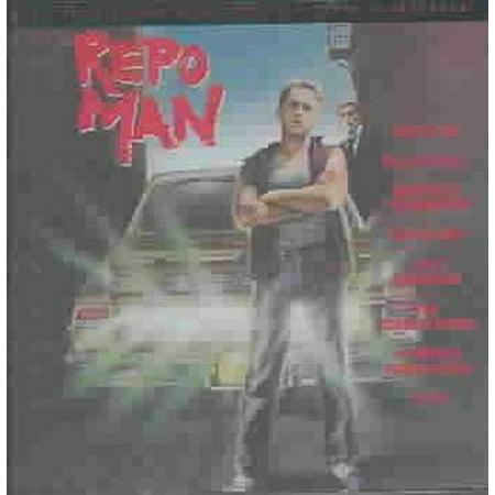 Repo Man Soundtrack (CD)](Halloween Main Theme Music)
