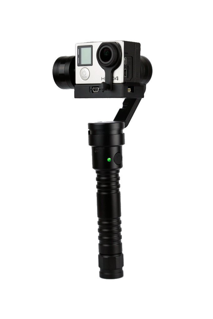 Polaroid Handheld 3Axis Electronic Gimbal for GoPro Hero 3/3+/4 Camera