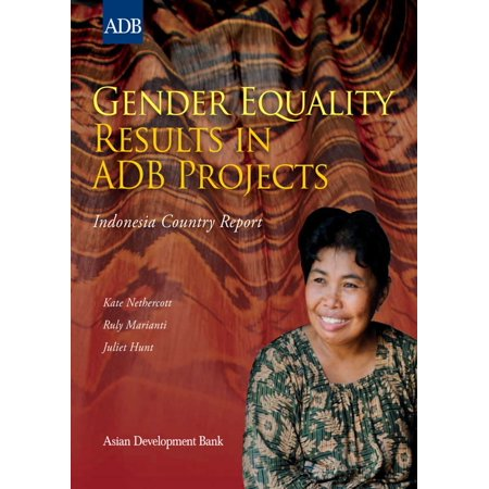 Gender Equality Results in ADB Projects - eBook