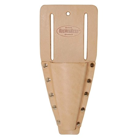 Grand Bucket - 55130 Top Grain Leather Utility Sheath Fiber Lined, Rugged Top Grade Leather Construction By Bucket Boss