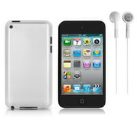 "Refurbished Apple 3.5"" iPod touch 4th Gen 32GB WiFi Music Video Player MP3 Dual Cams - Black"