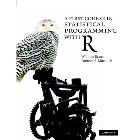A First Course in Statistical Programming with R - (A First Course In Statistical Programming With R)