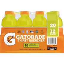 Energy & Sports Drinks: Gatorade