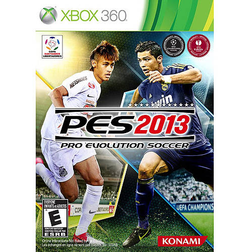 Pro Evolution Soccer 2013 (Xbox 360) - Pre-Owned