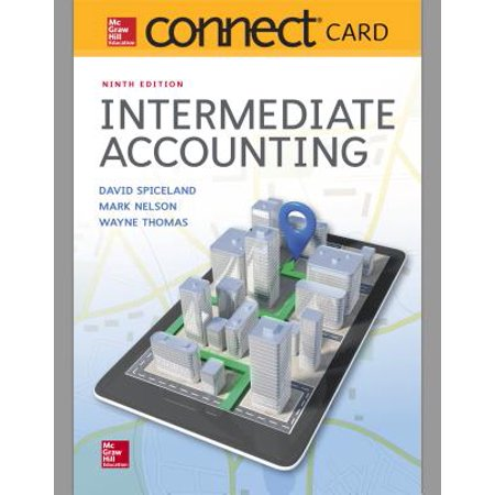 Connect Record Card - Connect Access Card for Intermediate Accounting