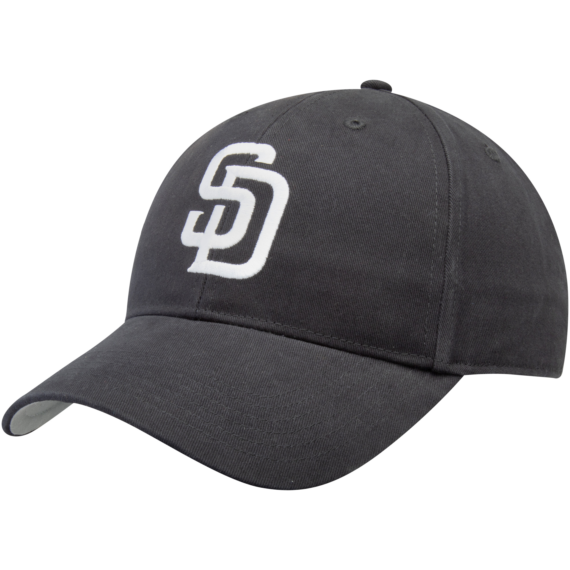 San Diego Padres Fan Favorite Youth Basic Adjustable Hat - Navy - OSFA