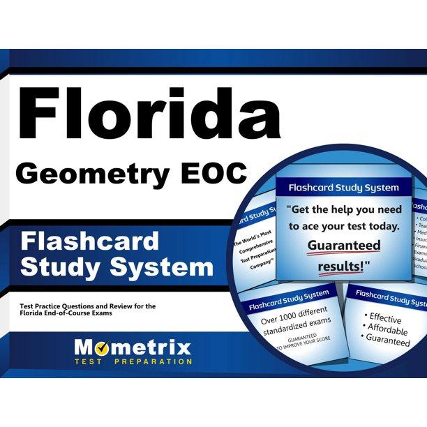 Florida Geometry Eoc Flashcard Study System: Florida Eoc ...