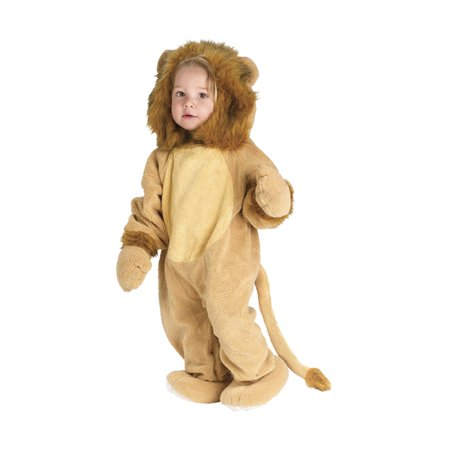 Cuddly Lion Infant Halloween Costume, Size 12-18 - Halloween Costume 12 Months