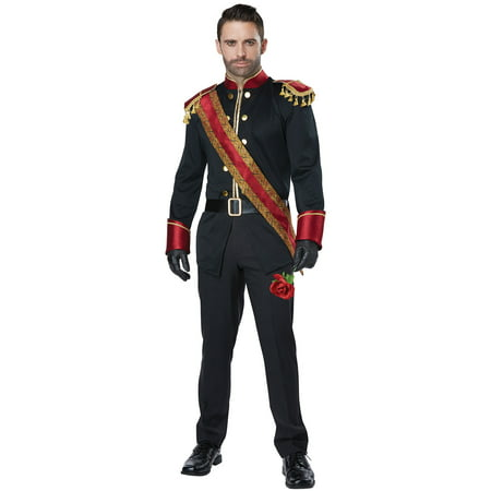 Dark Storybook Prince Adult Costume - Prince Jacket Costume