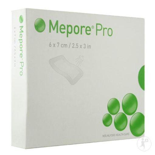 "Mölnlycke Mepore Pro Dressing 3.6"" X 12"" Part No. 671390 ..."