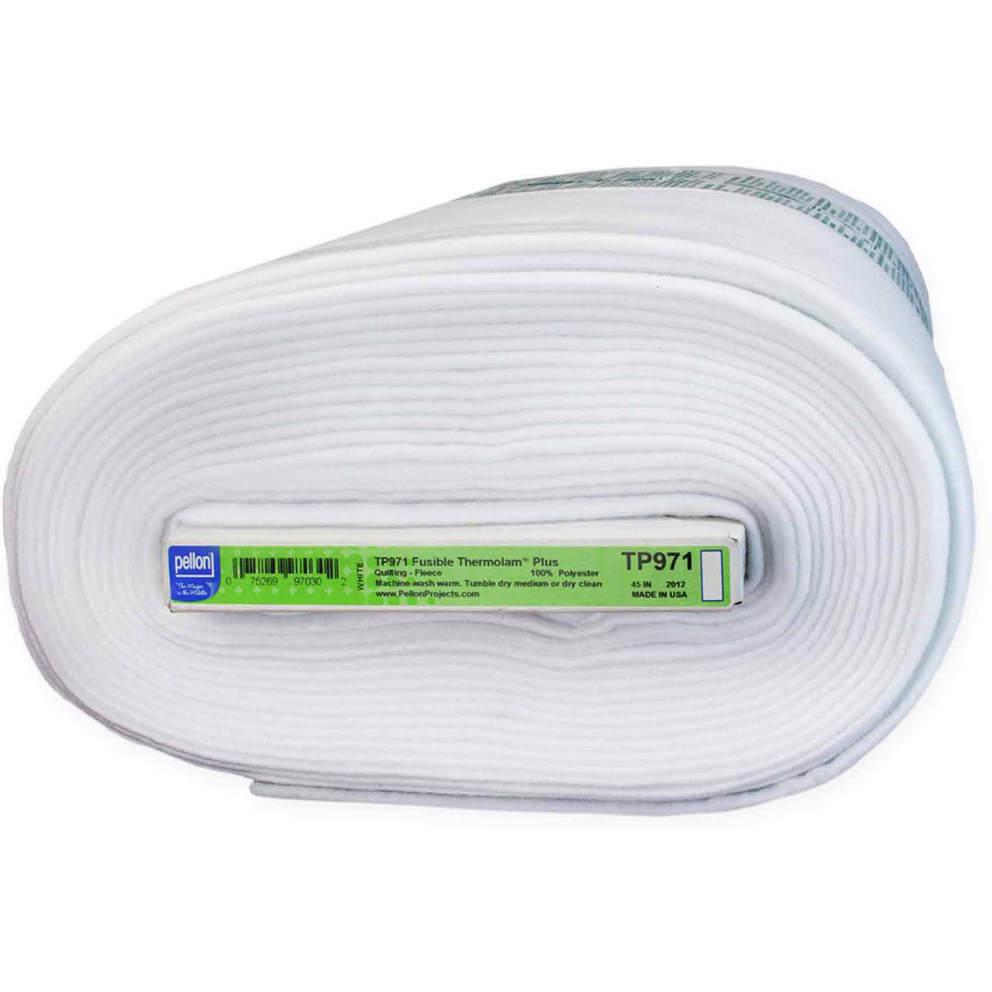 Pellon TP971F Fusible Thermolam Plus - 10 yard bolt