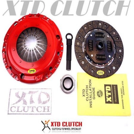 XTD STAGE 1 HEAVY DUTY CLUTCH KIT VW CORRADO / JETTA /GOLF/ PASSAT VR6 2.8L