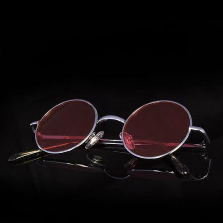 20e94a8db1d John Lennon style Sunglasses Round Retro vintage style 60s 70s hippie  glasses - Walmart.com