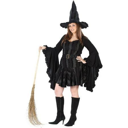 Switch Witch Costume (
