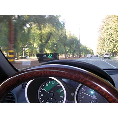 Universal GPS Speedometer with Over Speed Warning