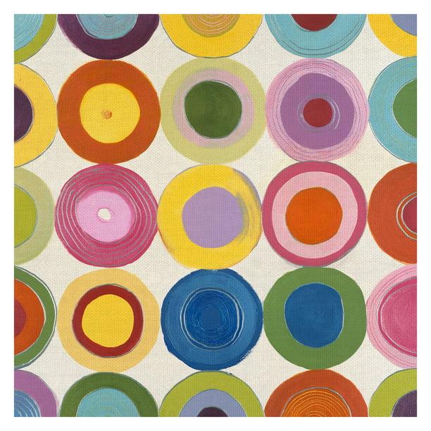 Masterpiece Art Gallery Life Is A Beach 2 By Mary Calkins Canvas Art Print 35 X 35 Walmart Com Walmart Com