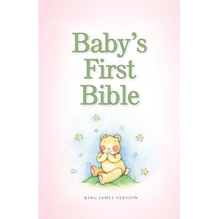Baby's First Bible-KJV (Hardcover)