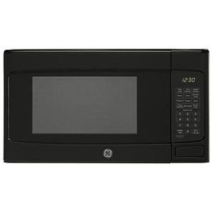 Ge Appliances JES1145DMBB Microwave Oven, 1.1-Cu. Ft. Capacity, Black, 950-Watt - Quantity