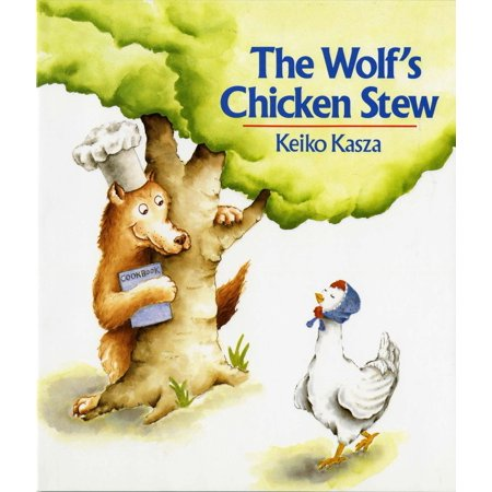 The Wolf's Chicken Stew - eBook (The Best Chicken Stew)