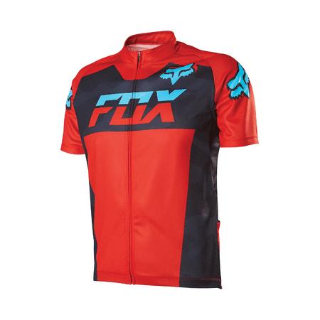 Fox Head  Mountain Bike Livewire Race Mako Short Sleeve Jersey Black Camo - Fox Head Coupon Codes