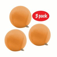 192666346Handstands Cyber Gel Ball 3 PackHandstands Cyber Gel Ball Memory Foam Stress Relief Ball - purple 3- Pack