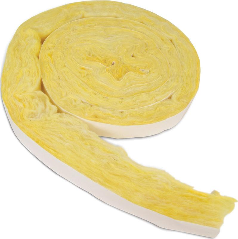Imperial KK0111 Insert Insulation, 10 ft L X 1-1/2 in W