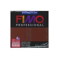 Fimo Professional Clay 57gm Chocolate