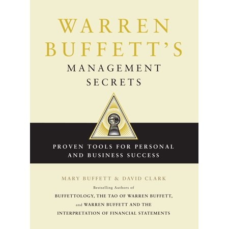 Warren Buffett's Management Secrets : Proven Tools for Personal and Business