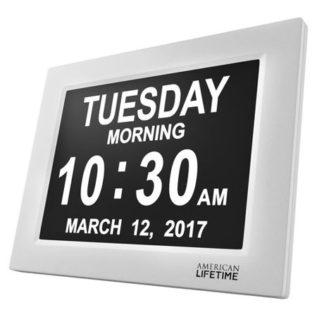 American Lifetime Extra Large Digital Wall Clock