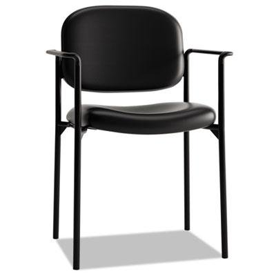 basyx VL616 Stacking Guest Chair with Arms