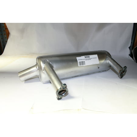 Left Muffler fits Horizontal 12.5hp-20hp Briggs Vanguard engines MUF0459