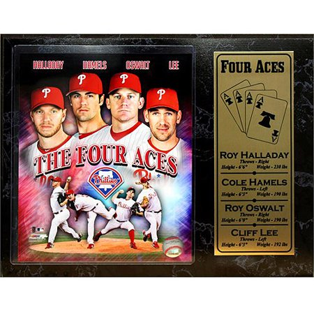 Philadelphia Phillies Parking - MLB Philadelphia Phillies Stat Plaque, 12x15
