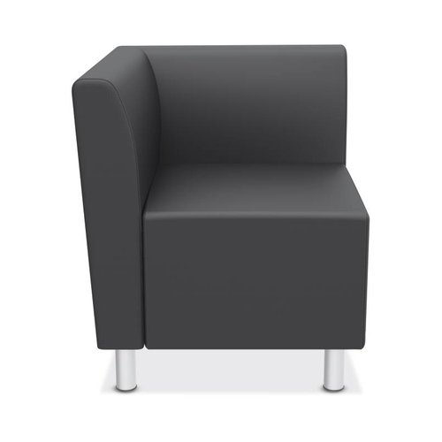 HON Lounge Chair HVL892.ES19 / HVL892.SB11 Upholstery: Charcoal