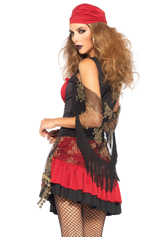 9fc4cacbe4 Leg Avenue 2-Piece Mystic Vixen Adult Halloween Costume - Walmart.com
