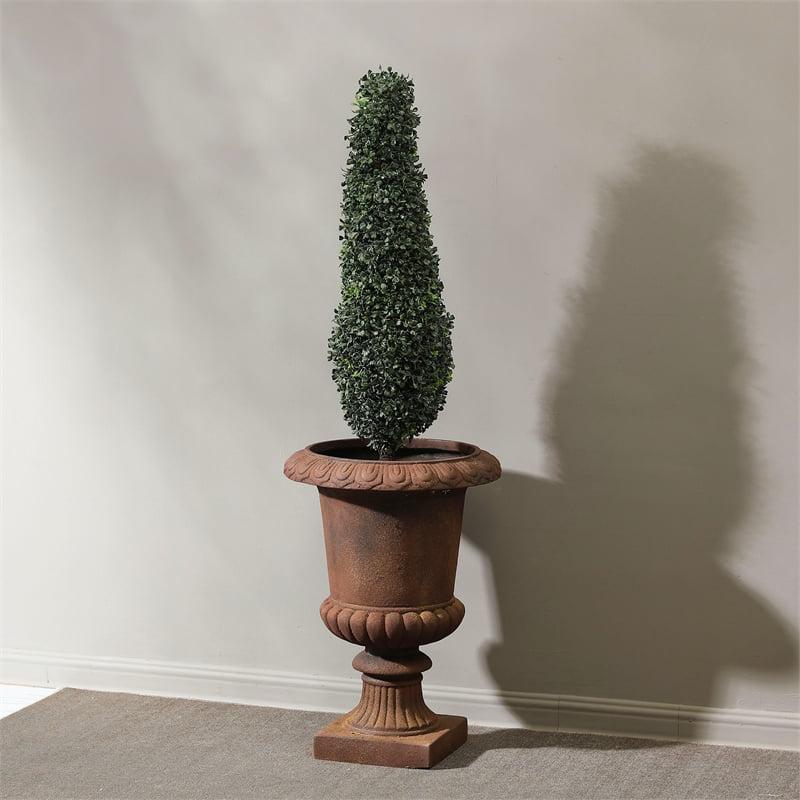 Classic Bronze Urn Planter - image 1 of 5