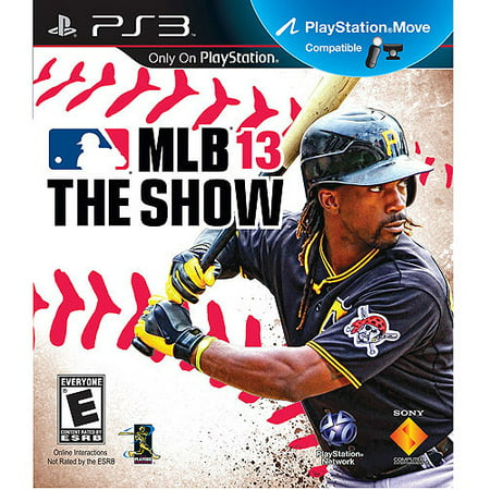 Mlb 13 The Show   Playstation 3