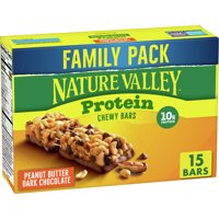 Nature Valley Chewy Bar, Protein Granola Bars, 21.3 oz