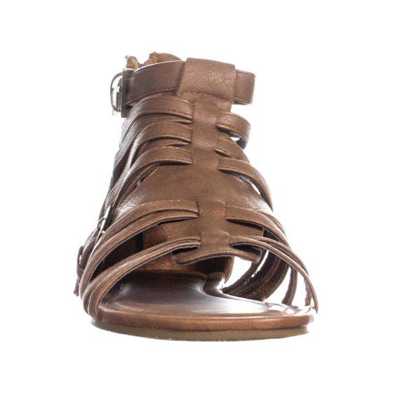43821cca3abe Madden Girl - Womens madden girl Maximuss Gladiator Flat Sandals ...