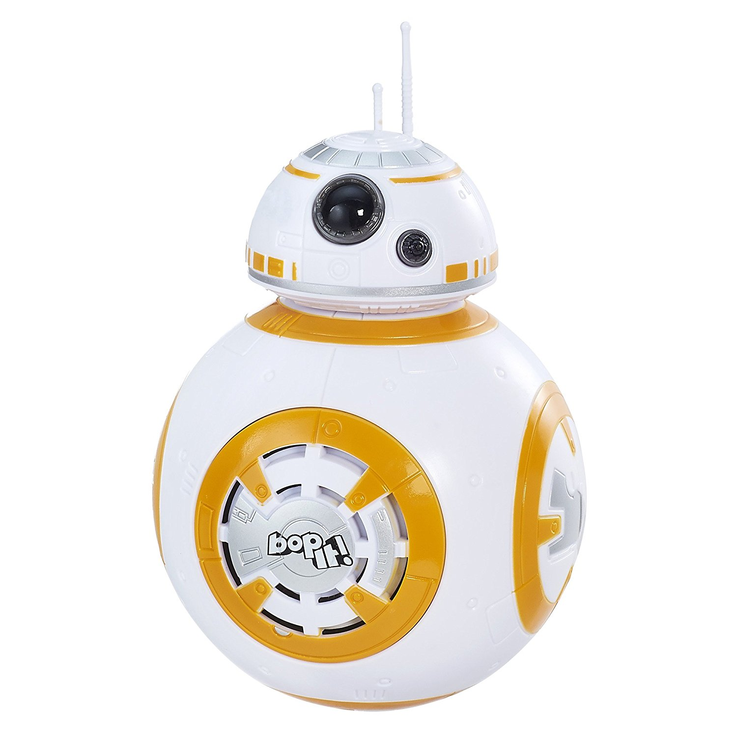 Bop It! Star Wars BB-8 Edition Game, Features authentic BB-8 sound effects By Hasbro by
