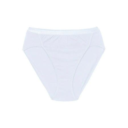 adac6d4d5 Ulla Popken Women s Plus Size High-Cut Comfort- Fit Cotton Panties ...