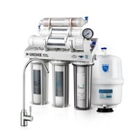 Deals on Ukoke 6 Stages Reverse Osmosis, Water Filtration System 75 GPD