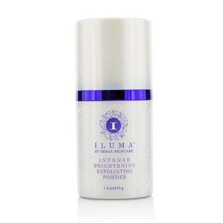 Iluma Intense Brightening Exfoliating Powder for Women, 1.5 oz