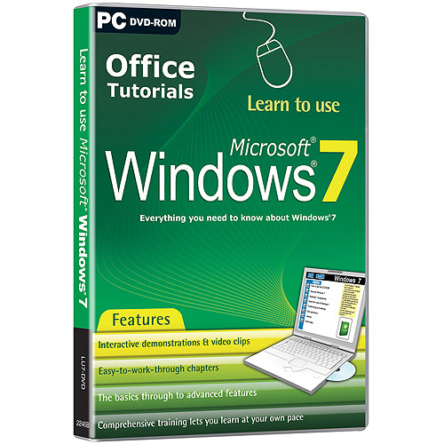 Learn to Use Microsoft Windows 7 (PC)