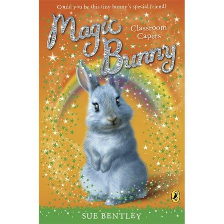 Magic Bunny Classroom Capers