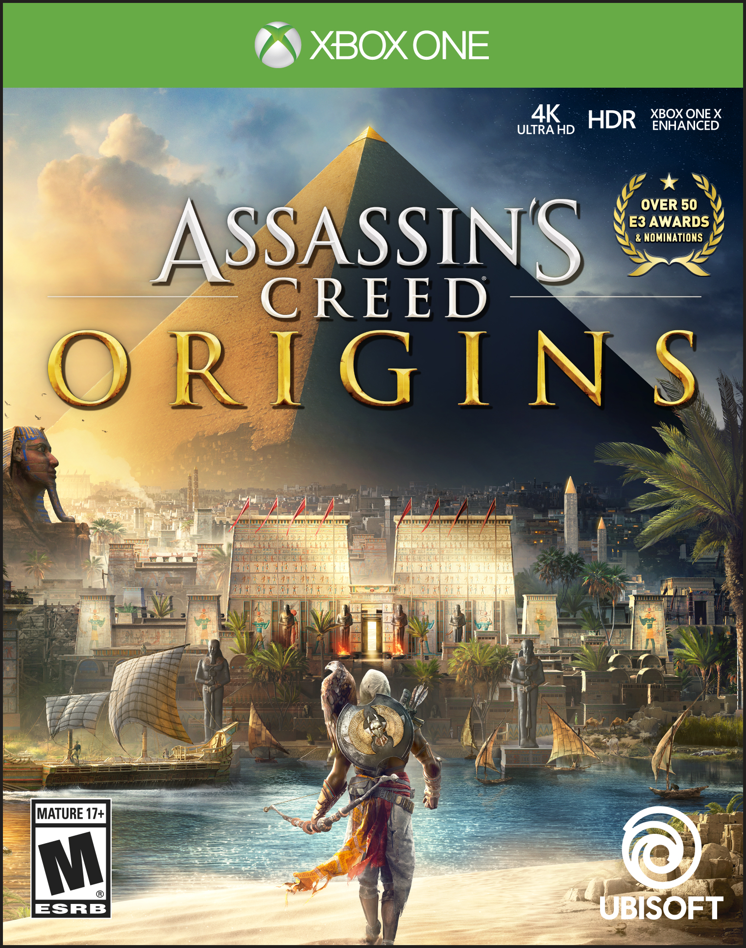 Assassin S Creed Origins Ubisoft Xbox One 887256028459
